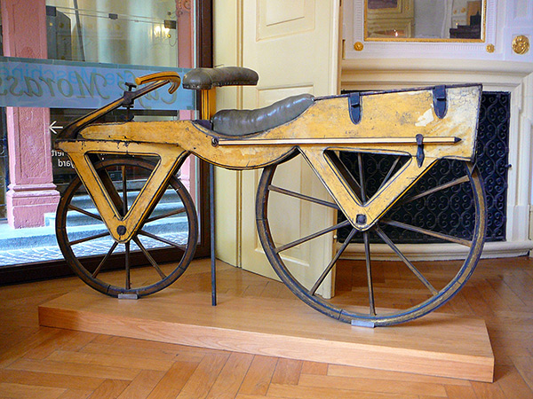 BICICLETTA - LABS - NUSeh